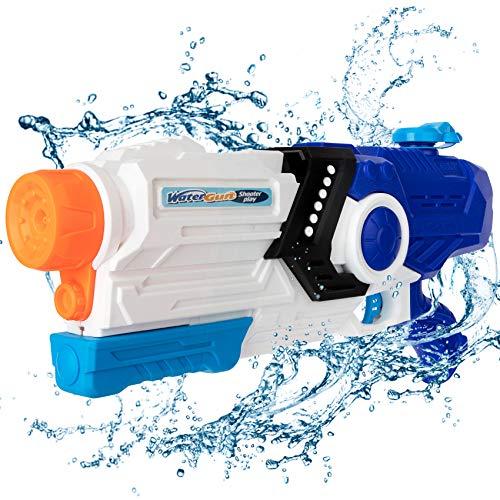Wasserpistole Spielzeug, 2000cc Wasserpistole mit Großer reichweite, Pool Wasserspritzpistolen,...