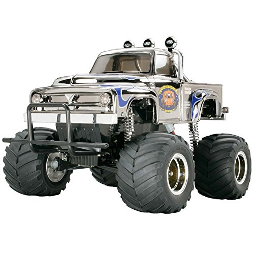 Tamiya 300058365 - 1:12 RC Midnight Pumpkin Metallic/Chrome
