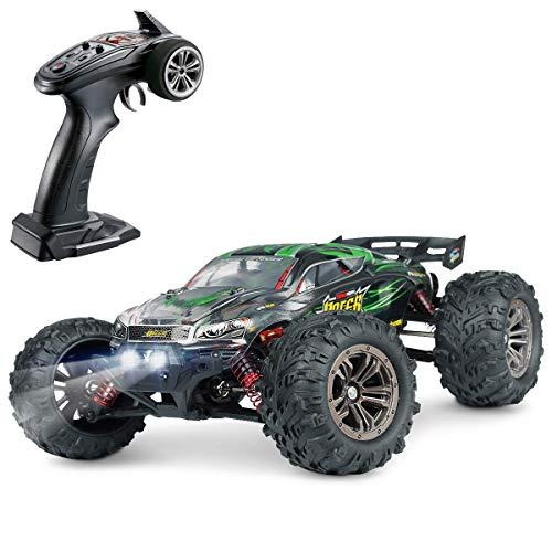 Hosim Ferngesteuertes Auto mit Super Schnelle Geschwindigkeit 52 km/h, 1:16 Maßstab RC Offroad Monster...