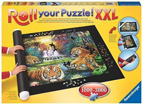 Ravensburger Roll your Puzzle XXL - Puzzlematte für Puzzles mit bis zu 3000 Teilen, Puzzleunterlage zum...