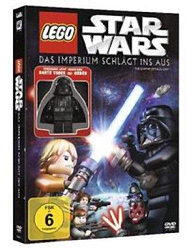 LEGO Star Wars: Das Imperium schlägt ins Aus (inkl. LEGO-Figur Darth Vader)
