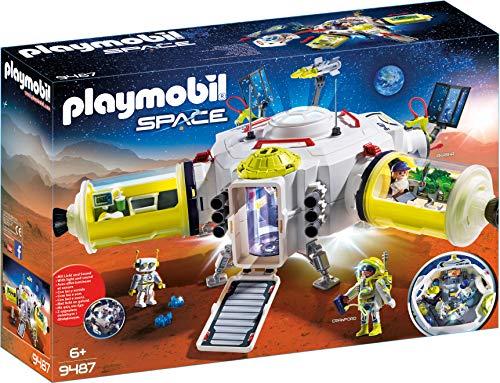 PLAYMOBIL Space 9487 Mars-Station, Ab 6 Jahren