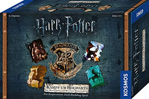 Kosmos 680671 Harry Potter - Kampf um Hogwarts Erweiterung - Die Monsterbox der Monster - Erweiterung zu...