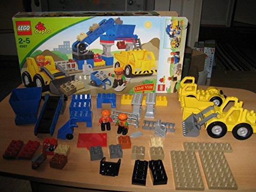 LEGO Duplo 4987 - Kleine Baustelle