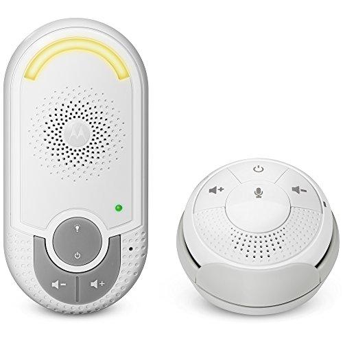 Motorola Baby MBP 140 Babyphone , Mit Nachtlicht und Zwei Wege Kommunikation , Wireless DECT Babyfon ,...