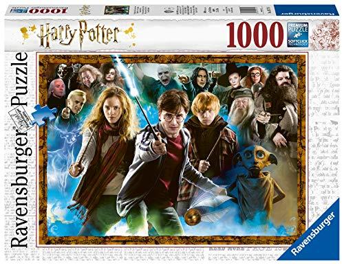 Ravensburger Puzzle 15171 - Der Zauberschüler Harry Potter - 1000 Teile Puzzle für Erwachsene und...