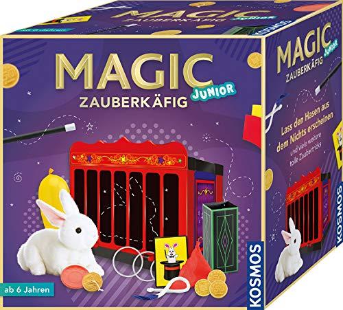 Kosmos 698843 Magic Zauberkäfig Lass den Hasen aus dem Nichts erscheinen und viele weitere tolle...