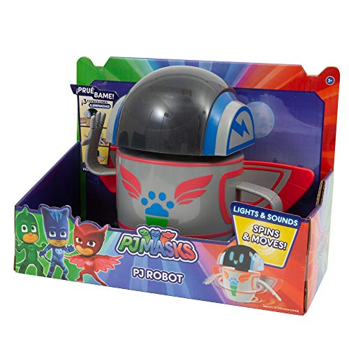 Giochi Preziosi Pj Masks Pj Roboter mit Licht, Sound und Bewegung
