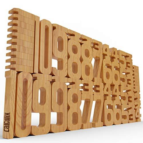 Montessori Spielzeug Rechnen und spielen mit Zahlen