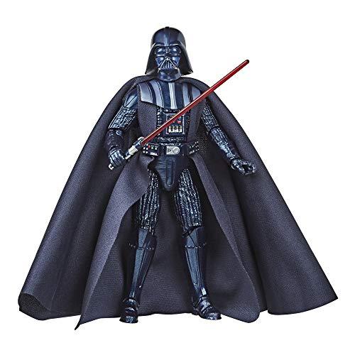 Hasbro Star Wars The Black Series Carbon-Kollektion Darth Vader 15 cm große Star Wars: Das Imperium...