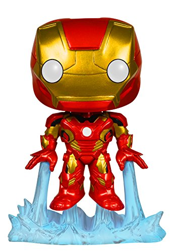 Funko: Marvel's The Avengers 2: Age off Ultron Iron Man Pop! Vinylfigur