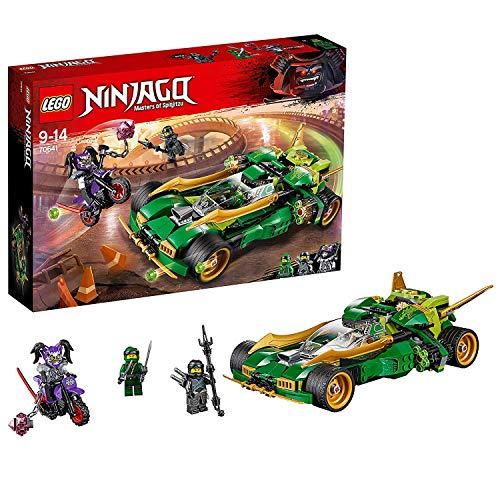 LEGO 70641 Ninjago Lloyds Nachtflitzer
