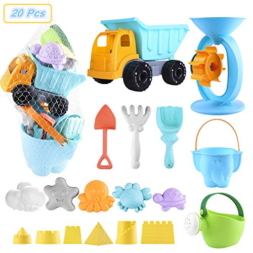 ARANEE Sandspielzeug Set für Kinder 20 PCS