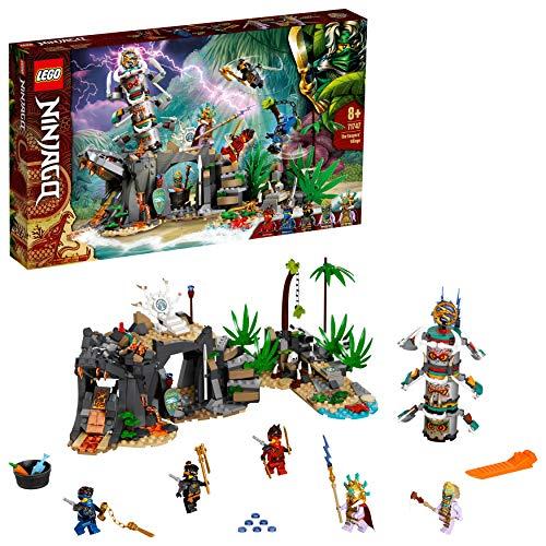 LEGO71747NINJAGODasDorfderWächterBauset,mitNinjaCole,JayundKaiMinifiguren,S...
