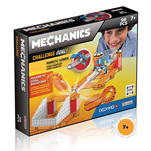 Geomag, Mechanics Challenge Goal, 769, 96-teilig