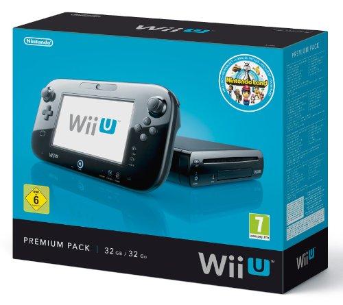 Nintendo Wii U - Handheld-Spielekonsole für Kinder