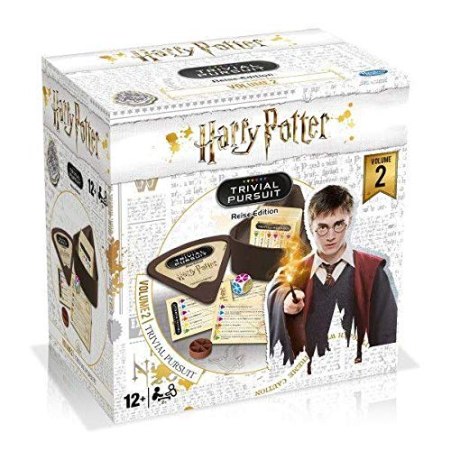 Trivial Pursuit - Harry Potter Vol. 2 - Harry Potter Fanartikel - Alter 12+ - Deutsch