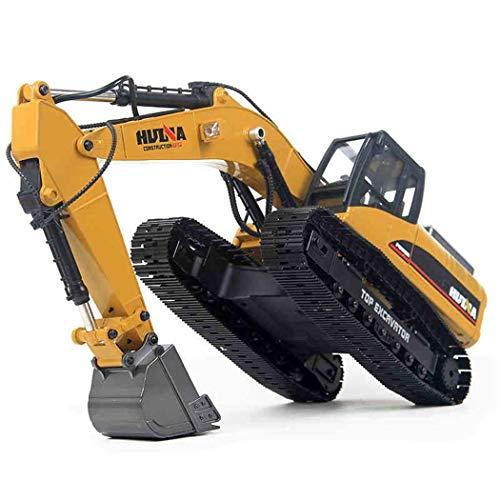 RCTOYCAR Hobby 1:14 Big Fernbedienung Hydraulikbagger Kinderauto für Jungen Auto Styling Off Road BAU RC...