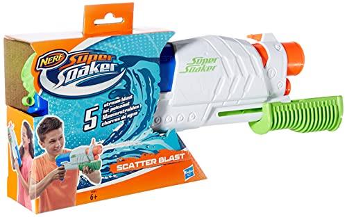 Hasbro Super Soaker A5832E24 - Scatter Blast, Wasserpistole