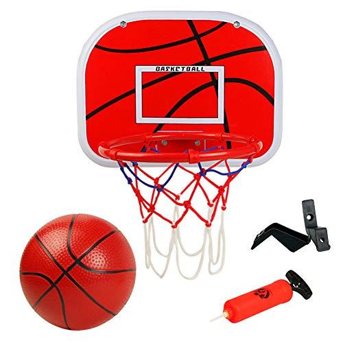 Basketballkorb fürs Zimmer Mini Basketball Kinder Sport Outdoor Indoor Basketballkorb Spielzeug mit...
