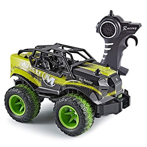 Think Gizmos Ferngesteuertes Auto für Kinder - Große Speed Master RC Auto mit 2,4GHz Fernsteuerung für...