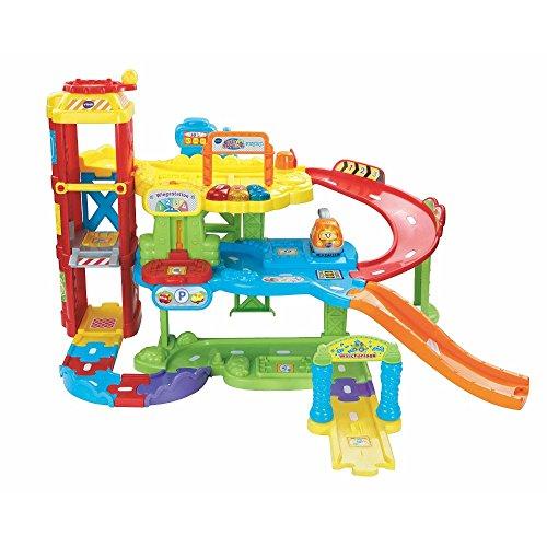 VTech Baby 80-180004 - Tut Tut Flitzer - Parkgarage