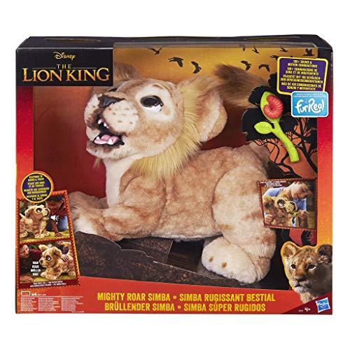 Hasbro FurReal Friends E5679EU4 FurReal König der Löwen - Brüllender Simba, interaktives...