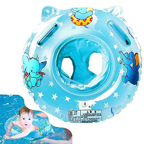 Baby Schwimmring, Baby Schwimmen Ring, Baby Schwimmhilfe, Baby Schwimmhilfen mit Schwimmsitz PVC für...