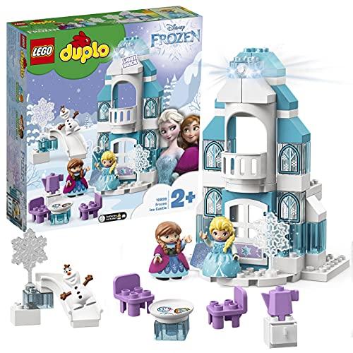 Eisköniginnen-Spielzeug 'Elsas Eispalast' von LEGO duplo