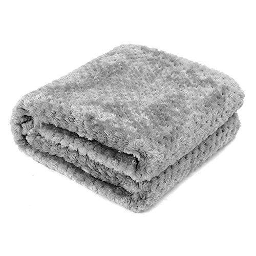 AcserGery Flauschige Hundedecke 100x120cm Super Softe Warme und Weiche Decke für Haustier Hundedecke...