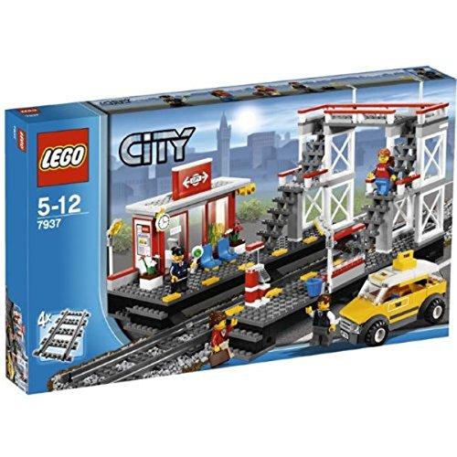 Spielzeug-Bahnstation 'Bahnhof' von LEGO City