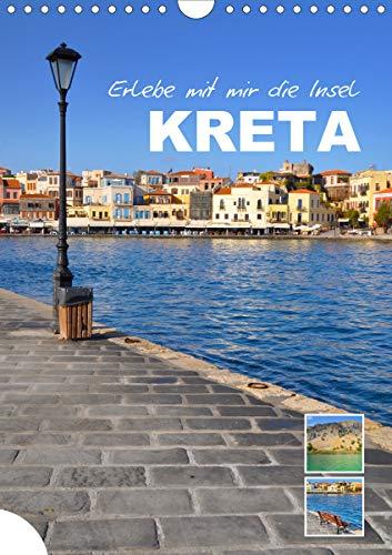 Erlebe mit mir die Insel Kreta (Wandkalender 2021 DIN A4 hoch)