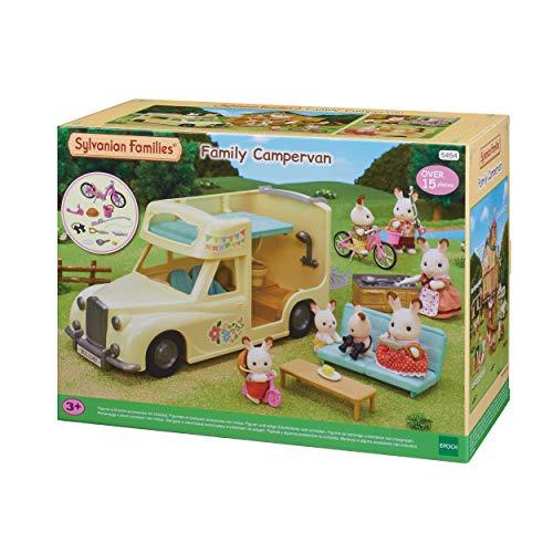 Sylvanian Families 5454 Wohnmobil - Puppenhaus Auto Spielset