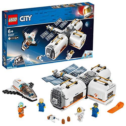 LEGO - City Mond Raumstation