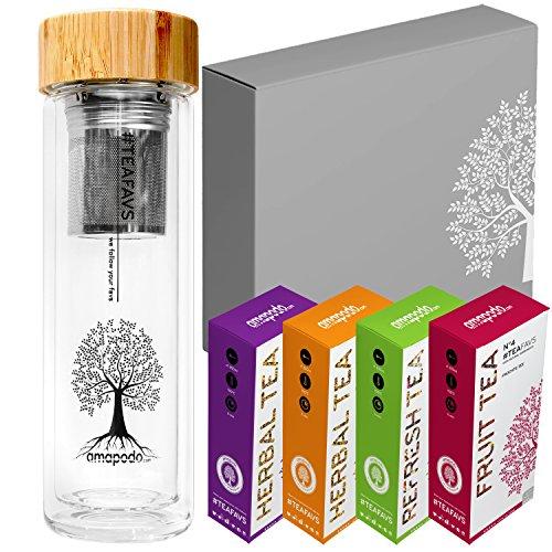 amapodo Tee-Geschenkbox