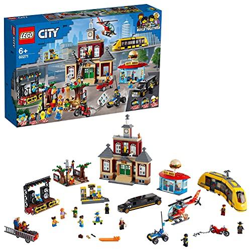LEGO City Stadtplatz Konstruktionsspielzeug