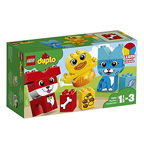 LEGO 10858 DUPLO My First Meine ersten Tiere - Farben lernen (Vom Hersteller nicht mehr verkauft)