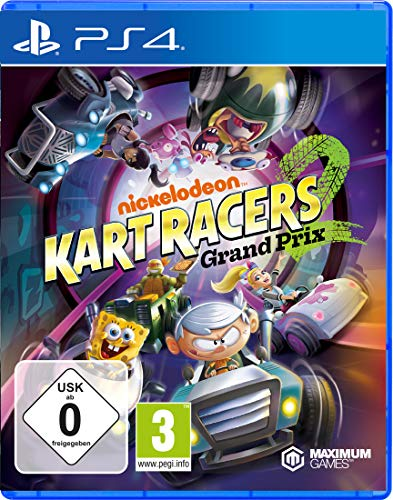 Nickelodeon Kart Racers 2: Grand Prix - [PlayStation 4]