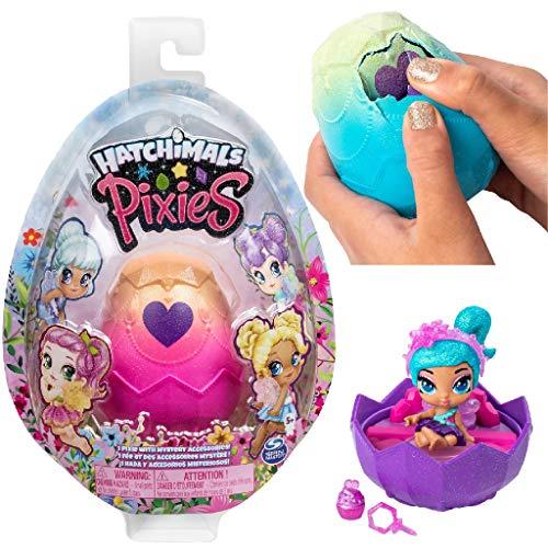 Hatchimals Pixies 6047278 Pixies Spielzeug, zufälliges Modell