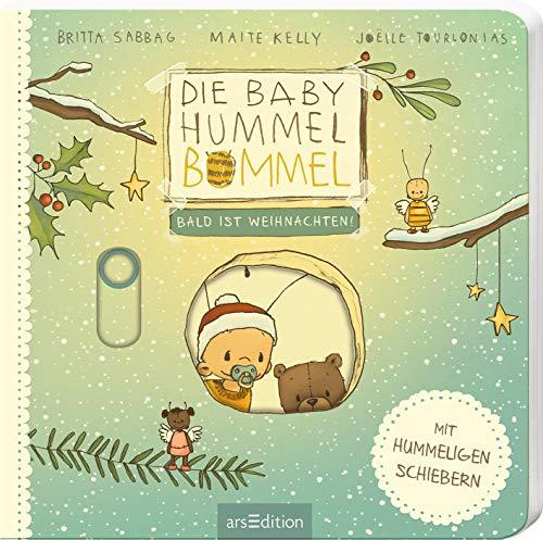 Die Baby Hummel Bommel - Bald ist Weihnachten: Ein allererstes Weihnachtsbuch zum Entdecken mit...
