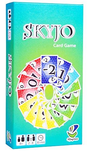 SKYJO, von Magilano - Das unterhaltsame Kartenspiel für Jung und Alt. Das ideale Geschenk für spaßige...