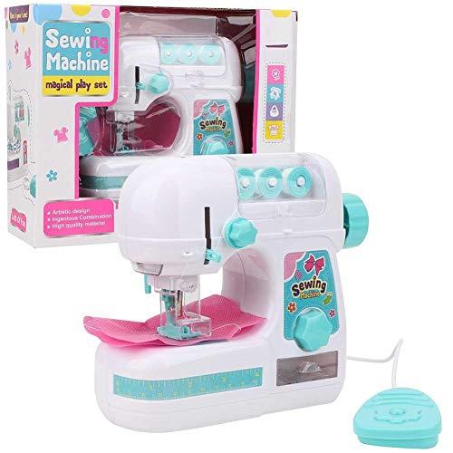 dgtrhted Elektrische mittelgroße Nähmaschine Spielzeug Pädagogisches interessantes Spielzeug für...
