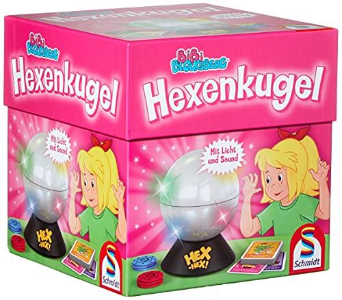 Schmidt Spiele - Bibi Blocksberg, Hexenkugel