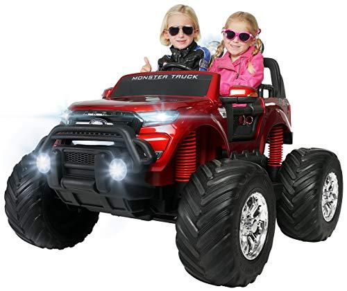Kinder-Elektroauto Ford Ranger Monster Trucks