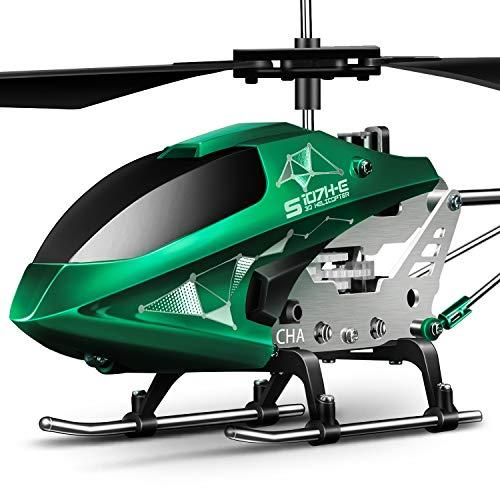 SYMA Metall Hubschrauber Ferngesteuert Indoor Mini RC Helikopter Flugzeug Geschenk Kinder 3.5 Kanal 2.4...