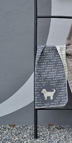 Hundedecke 'wau-wau' von David Fussenegger