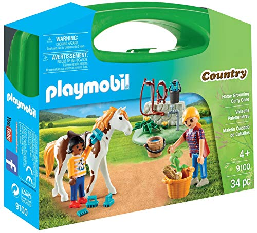 Playmobil 9100 - Mitnehmkoffer Horse