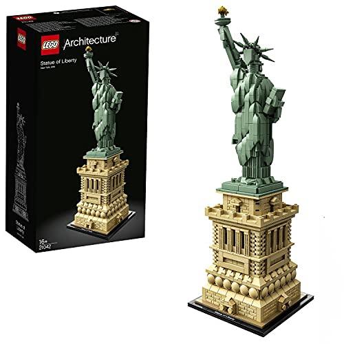 Standmodell 'Freiheitsstatue' von LEGO Architecture