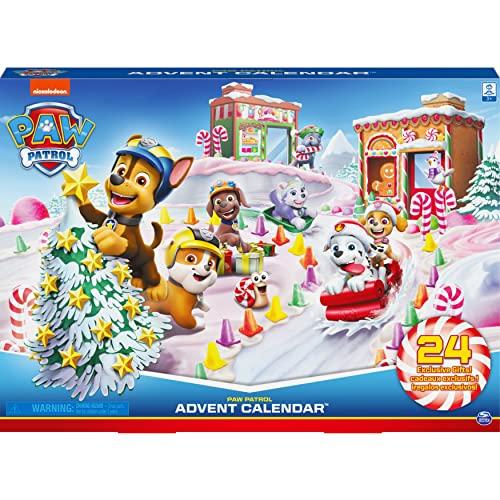 Spielzeug-Adventskalender 'Winterlandschaft' von Paw Patrol