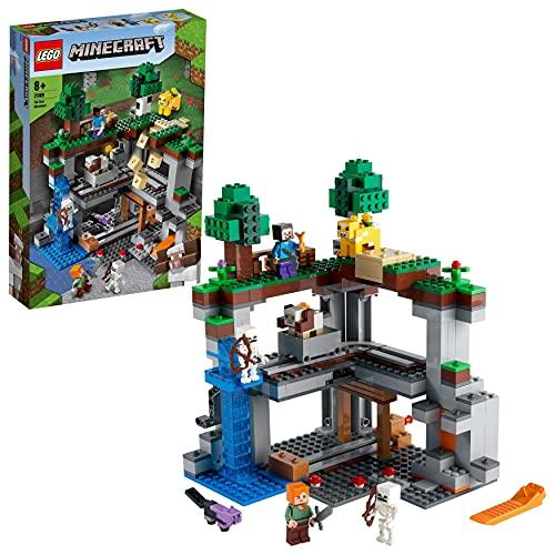 Minecraft-Spielzeug 'Das erste Abenteuer' von LEGO Minecraft